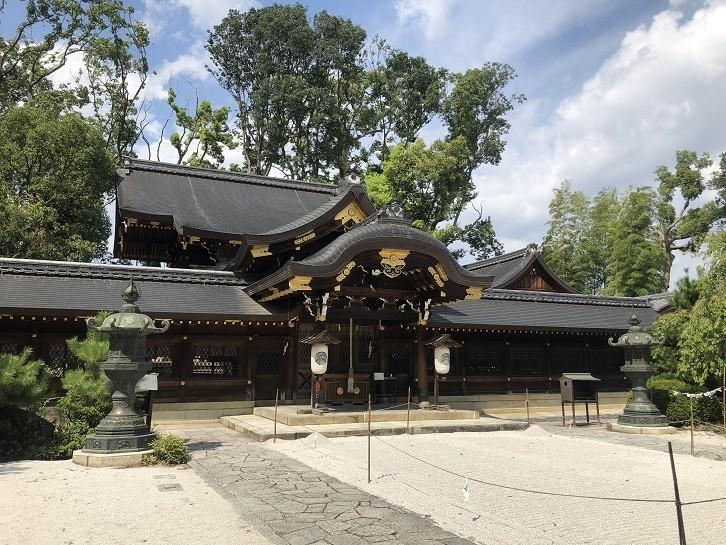 女性に人気!玉の輿のお守り「今宮神社」
