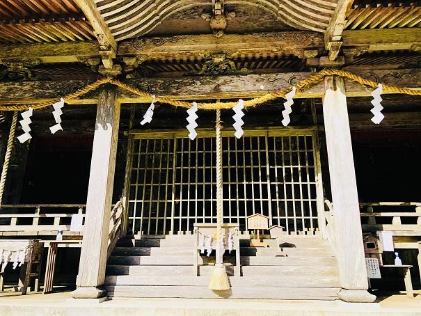 お祀りされているご祭神五柱のご利益玉置神社