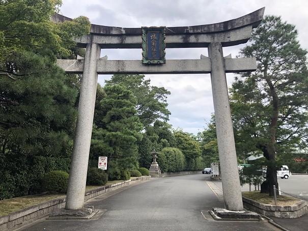 方除け・厄除けパワースポット「城南宮」(京都市伏見区)
