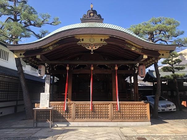 三柱のご祭神を祀る商売繁盛のご利益 京都ゑびす神社
