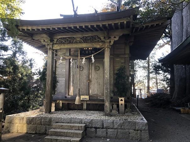 玉置神社 大日堂社