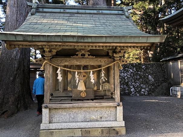 玉置神社 若宮社