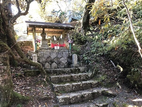 玉置神社 和泉式部参詣記念
