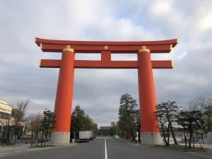 平安神宮(へいあんじんぐう)