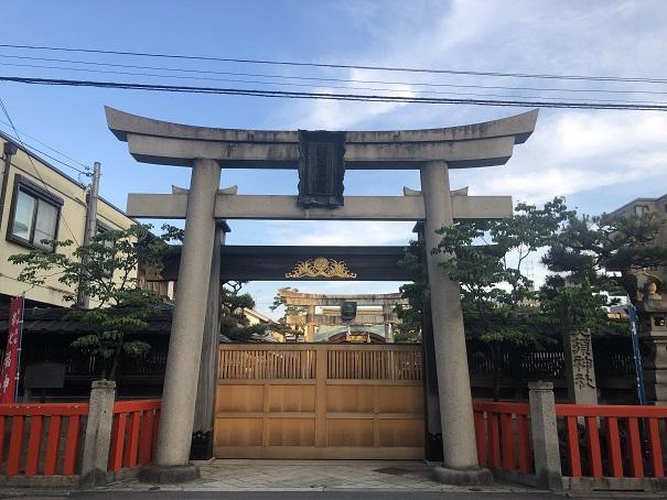 日本三大えびすのご利益を授かる「京都ゑびす神社」