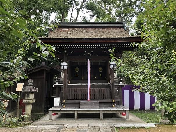 北野天満宮 稲荷神社