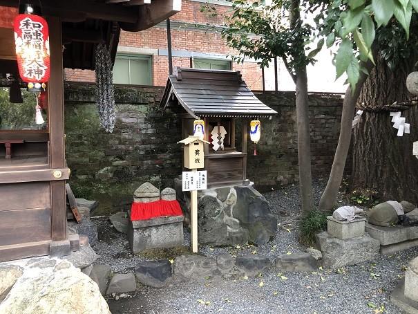菅原院 地蔵社