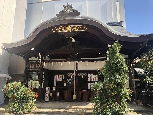 京都大神宮 社殿