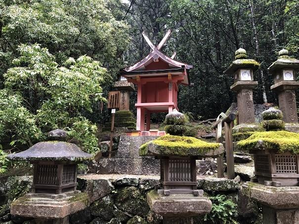 春日大社 三輪神社