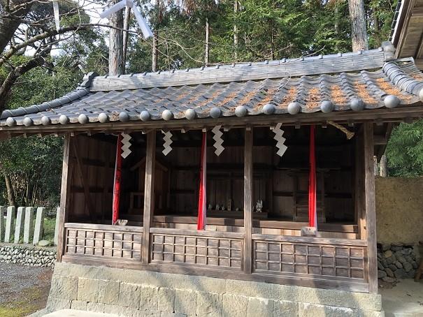 海神社 稲荷社・幸社