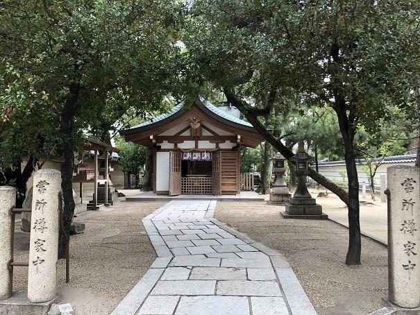 西宮神社 沖恵美酒神社
