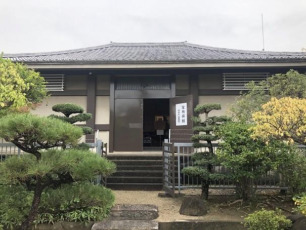 誉田八幡宮 宝物館