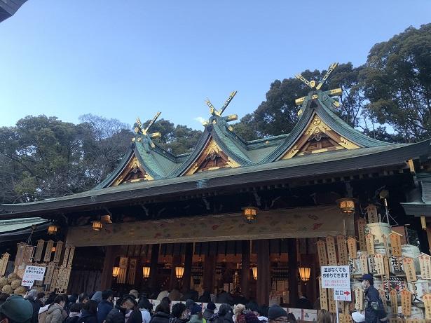 西宮神社 十日えびす