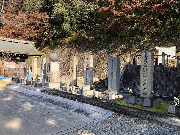京都霊山護国神社 霊碑