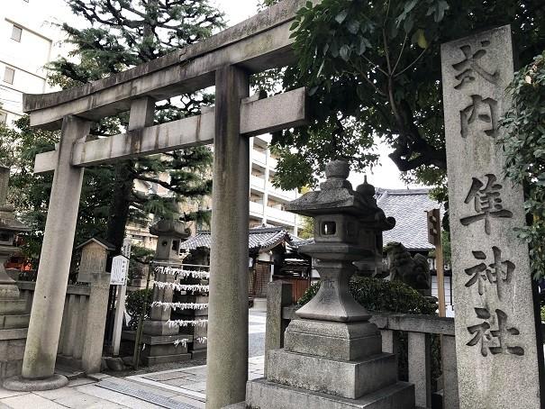 梛神社 隼神社
