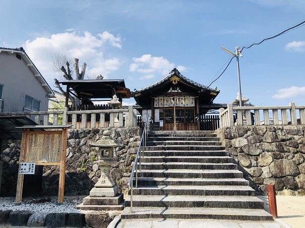 櫟谷七野神社のご祭神