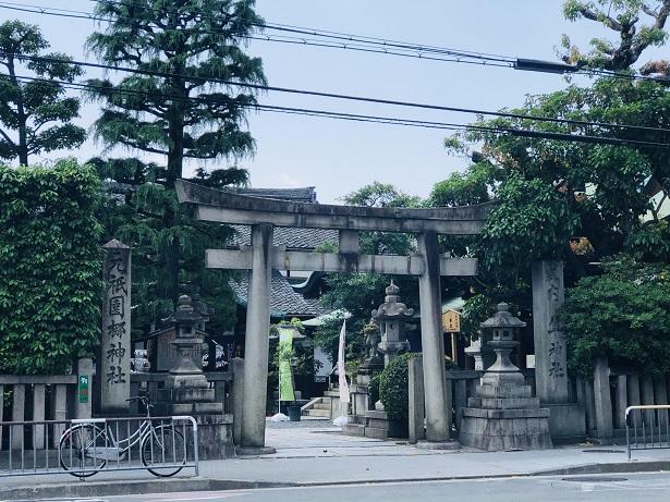 なぎの宮神社とも言われている「梛神社」の歴史