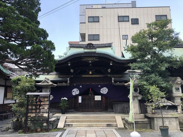 元祇園梛神社 素戔嗚尊をご祭神とする社殿とご利益