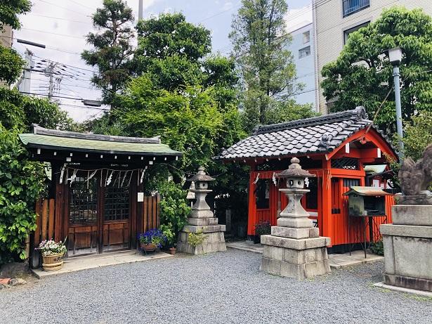 梛神社の境内社(摂社・末社)