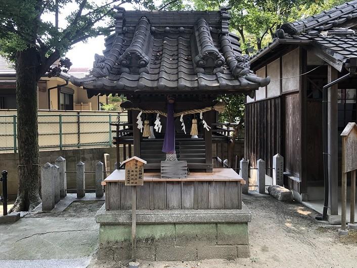椋橋総社 三社神社