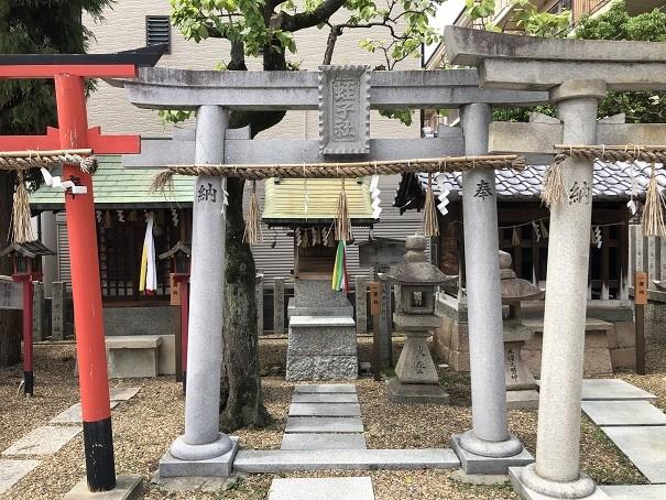 堤根神社 蛭子社