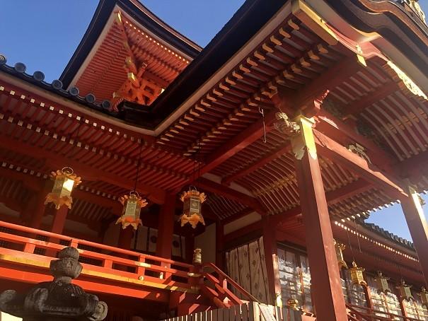日本三大八幡宮の一つ「石清水八幡宮」