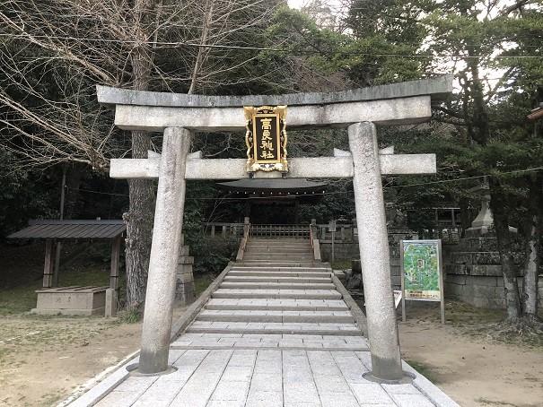 石清水八幡宮 高良社