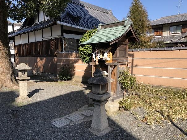 津嶋部神社 厳島神社