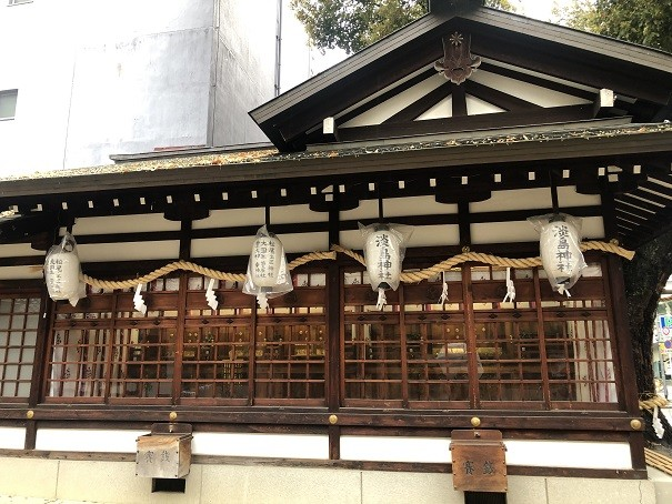 堀川戎神社七社