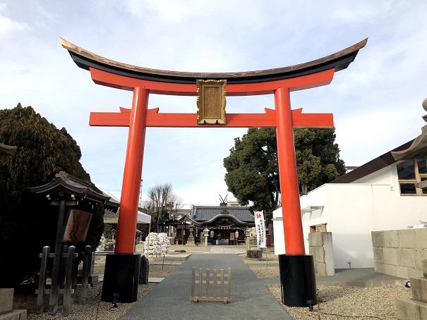 姫嶋神社のアクセス