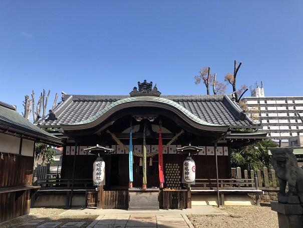 人生を一から!やりなおし神社の由緒 姫嶋神社