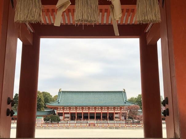 京都屈指のパワースポット神社
