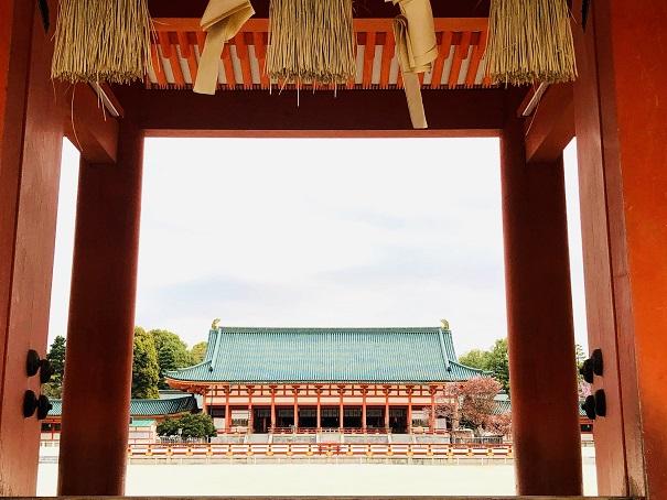 京都屈指のパワースポット神社 平安神宮