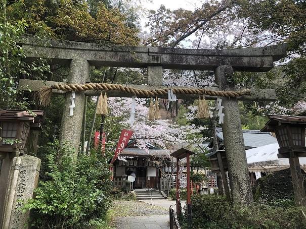 熊野若王子神社鳥居
