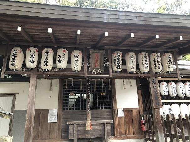 熊野若王子神社えびす神社