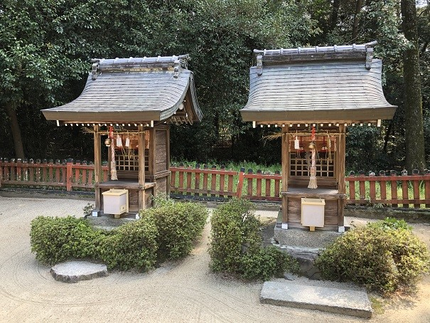 鷺森神社 境内社