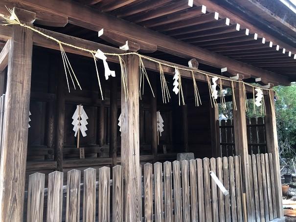 猿田彦神社・天満宮・太元宮・金比羅宮