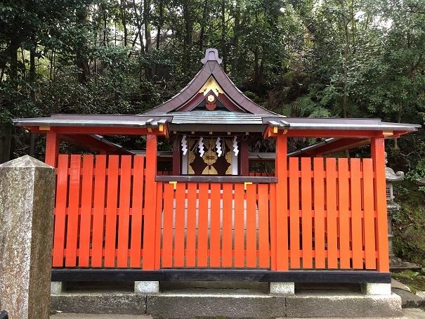 神楽岡社(摂社)