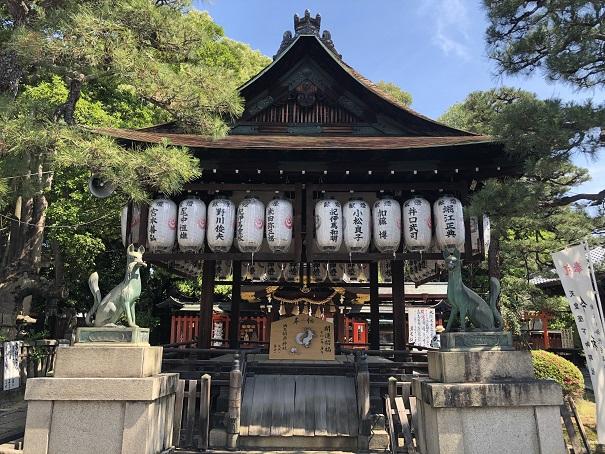 満足稲荷神社の祭事