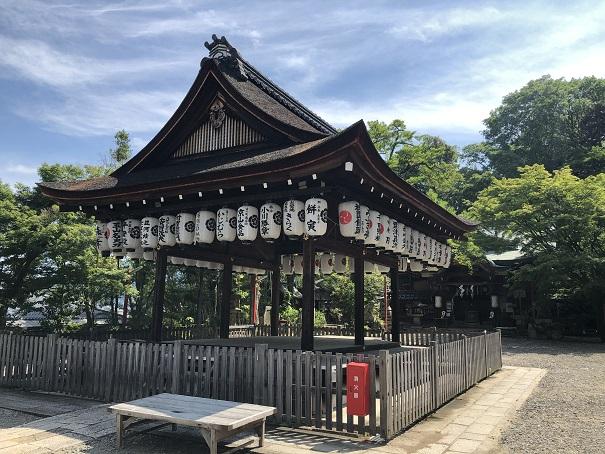 粟田神社の祭事