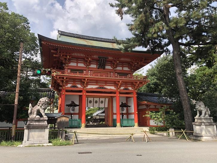 玉の輿神社と呼ばれる「今宮神社」