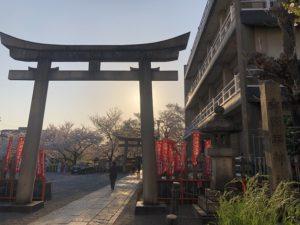 六孫王神社(ろくそんのうじんじゃ)