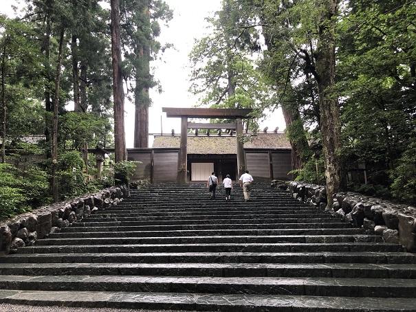 日本の最高神『天照大御神』を祀る正宮