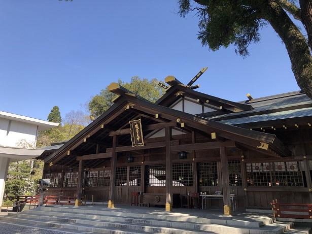 みちひらきの神をご祭神とする猿田彦神社の歴史