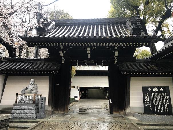 大阪天満宮十日えびすは主役になる蛭子門