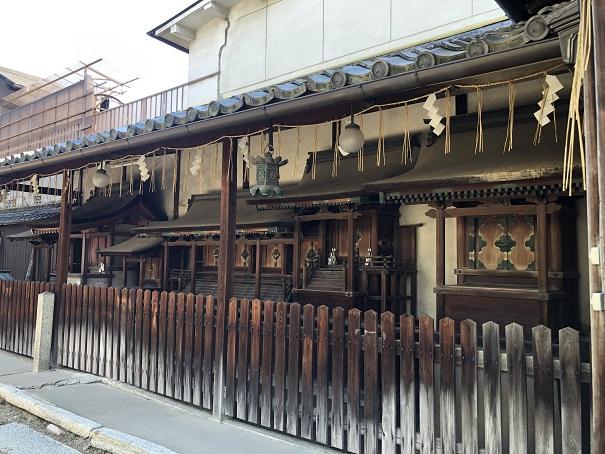 幸神社の境内社