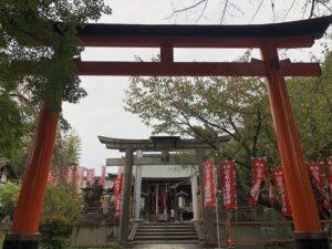 火山稲荷神社