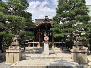 大将軍八神社(だいしょうぐんはちじんじゃ)