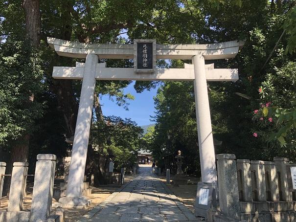 創建1200年の古社「弓弦羽神社」の歴史と社殿