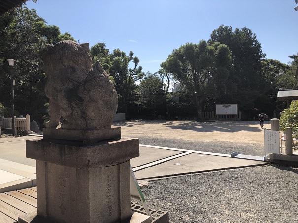 弓弦羽神社のアクセス